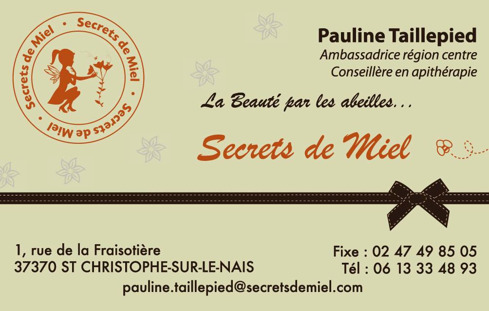 SECRET DE MIEL