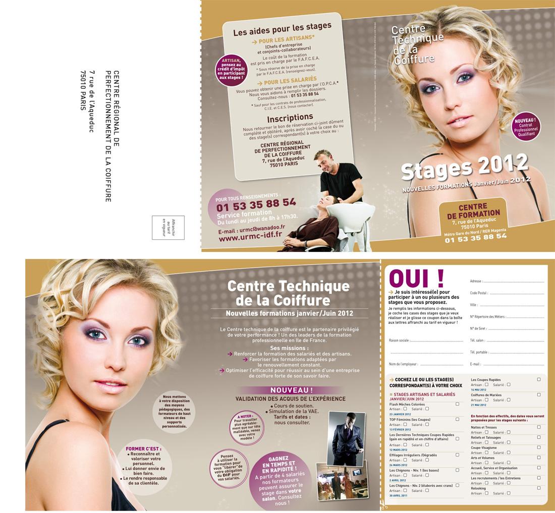 Centre technique de coiffure paris