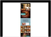 Template web site Hotel