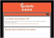 Bande démo Butterfly Animation Studio