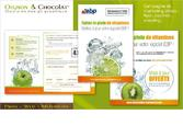 Campagne de marketing direct : flyer, courrier,e-mailng...